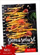 Cover-Bild zu Bossi, Betty: Gemüselust - neu entdeckt