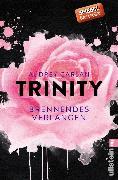 Cover-Bild zu Carlan, Audrey: Trinity - Brennendes Verlangen (eBook)