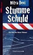 Cover-Bild zu Devi, Mitra: Stumme Schuld