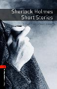 Cover-Bild zu Conan Doyle, Arthur: Oxford Bookworms Library: Level 2:: Sherlock Holmes Short Stories