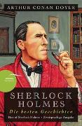 Cover-Bild zu Doyle, Arthur Conan: Sherlock Holmes - Die besten Geschichten / Best of Sherlock Holmes (Anaconda Paperback)