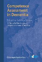 Cover-Bild zu Stoppe, Gabriela (Hrsg.): Competence Assessment in Dementia