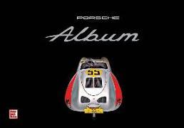 Cover-Bild zu Porsche Album von Landenberger, Dieter