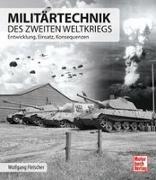 Cover-Bild zu Militärtechnik des Zweiten Weltkrieges von Fleischer, Wolfgang