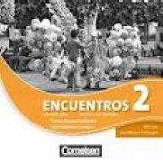 Cover-Bild zu Encuentros 2. Edición 3000. Kompetenzorientierte Leistungsmessung von Deppermann, Birgit