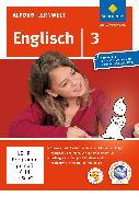 Cover-Bild zu Alfons Lernwelt. Englisch 3. Aktuelle Ausgabe. EL von Flierl, Ute