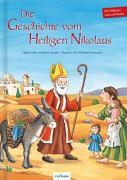 Cover-Bild zu Die Geschichte vom Heiligen Nikolaus von Beutler, Dörte