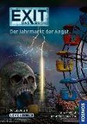 Cover-Bild zu EXIT - Das Buch: Der Jahrmarkt der Angst von Maybach, Anna