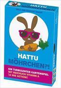 Cover-Bild zu Hattu Möhrchen?! von Brand, Inka