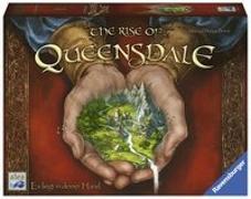 Cover-Bild zu The Rise of Queensdale von Inka Brand