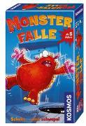 Cover-Bild zu Monsterfalle von Brand, Inka