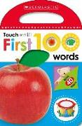Cover-Bild zu First 100 Words (Scholastic Early Learners: Touch and Lift) von Scholastic