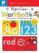 Cover-Bild zu Wipe Clean Workbooks: Pre-K (Scholastic Early Learners) von Scholastic, Inc.