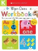 Cover-Bild zu Wipe Clean Workbooks: Kindergarten von Scholastic, Inc.