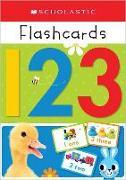Cover-Bild zu Flashcards: 123 (Scholastic Early Learners) von Scholastic, Inc.