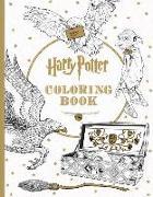 Cover-Bild zu Harry Potter Coloring Book von Scholastic, Inc.