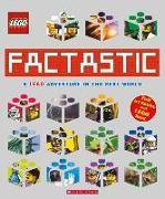 Cover-Bild zu Factastic: A Lego Adventure in the Real World (Lego Nonfiction) von Scholastic