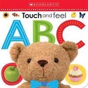Cover-Bild zu Touch and Feel ABC von Scholastic, Inc.