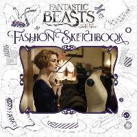 Cover-Bild zu Fantastic Beasts and Where to Find Them: Fashion Sketchbook von Scholastic
