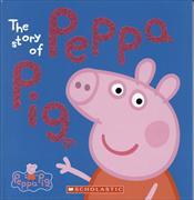 Cover-Bild zu The Story of Peppa Pig von Scholastic, Inc. (Hrsg.)
