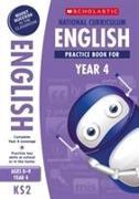 Cover-Bild zu National Curriculum English Practice Book for Year 4 von Scholastic