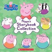 Cover-Bild zu Peppa's Storybook Collection von Scholastic