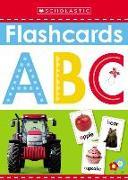 Cover-Bild zu Write and Wipe Flashcards: ABC von Scholastic, Inc.