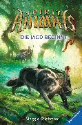 Cover-Bild zu Spirit Animals 2: Die Jagd beginnt (eBook) von Scholastic Inc.