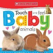 Cover-Bild zu Touch and Feel Baby Animals von Scholastic, Inc.