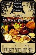 Cover-Bild zu Classic Cookery Cookbooks: Classic Breakfast and Brunch (eBook) von Press, University Scholastic