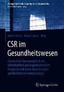 Cover-Bild zu CSR im Gesundheitswesen von Keller, Katrin (Hrsg.)