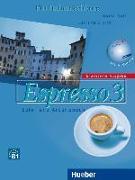 Cover-Bild zu Espresso 3. Lehr- und Arbeitsbuch. Schulbuchausgabe von Balì, Maria