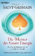 Cover-Bild zu Saint-Germain - Die Meister der Neuen Energie von Hoppe, Geoffrey