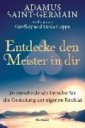 Cover-Bild zu Adamus Saint-Germain - Entdecke den Meister in dir von Hoppe, Geoffrey