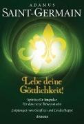 Cover-Bild zu Saint-Germain - Lebe deine Göttlichkeit! von Hoppe, Geoffrey