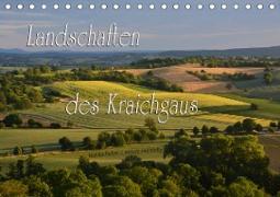 Cover-Bild zu Landschaften des Kraichgaus (Tischkalender 2021 DIN A5 quer) von Reiter, Monika