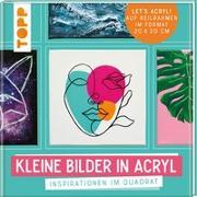 Cover-Bild zu Kleine Bilder in Acryl von Türk, Sabine