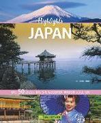 Cover-Bild zu Highlights Japan von Kleinschmidt, Bernhard