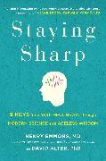 Cover-Bild zu Staying Sharp von Emmons, MD, Henry