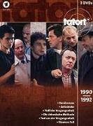 Cover-Bild zu Tatort (1) 90er Box von Ulrike Folkerts (Schausp.)