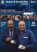 Cover-Bild zu Tatort - Stoever und Brockmöller Ermitteln (1) von Manfred Krug (Schausp.)