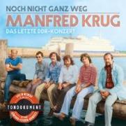 Cover-Bild zu Noch nicht ganz weg von Krug, Manfred