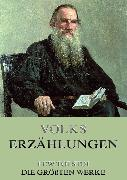 Cover-Bild zu Volkserzählungen (eBook) von Tolstoi, Lew