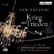 Cover-Bild zu Krieg und Frieden (Audio Download) von Tolstoi, Lew