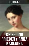 Cover-Bild zu Krieg und Frieden & Anna Karenina (eBook) von Tolstoi, Leo