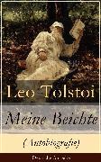 Cover-Bild zu Meine Beichte (Autobiografie) - Deutsche Ausgabe (eBook) von Tolstoi, Leo