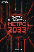 Cover-Bild zu Metro 2033 von Glukhovsky, Dmitry