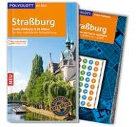 Cover-Bild zu POLYGLOTT on tour Reiseführer Straßburg von Christoffel-Crispin, Claudia