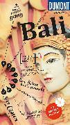 Cover-Bild zu DuMont direkt Reiseführer Bali. 1:260'000 von Dusik, Roland