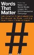 Cover-Bild zu Words that Matter (eBook) von Bode, Leticia